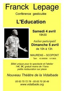 flyer-F.Lepage-jaune