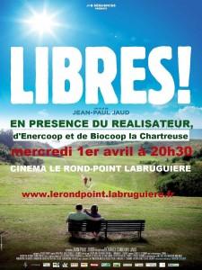 Blog Libres ! - Affiche