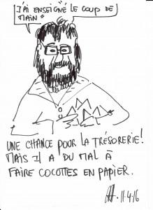 AG dessins d'Alain Guillemot cocottes 213042016