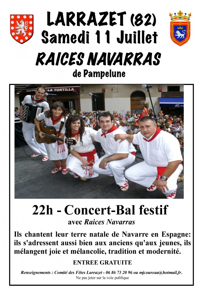 BlogTract Raices Navarras