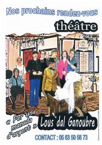 blog théâtre Ganoubre