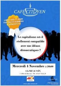 Blog Nouvelle Affiche café citoyen 4 Novembre