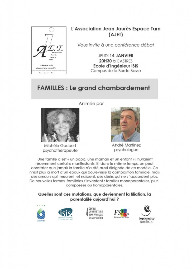 Blog familles le grand chambardement