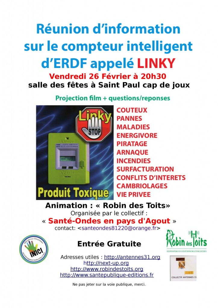 blog affiche Linky