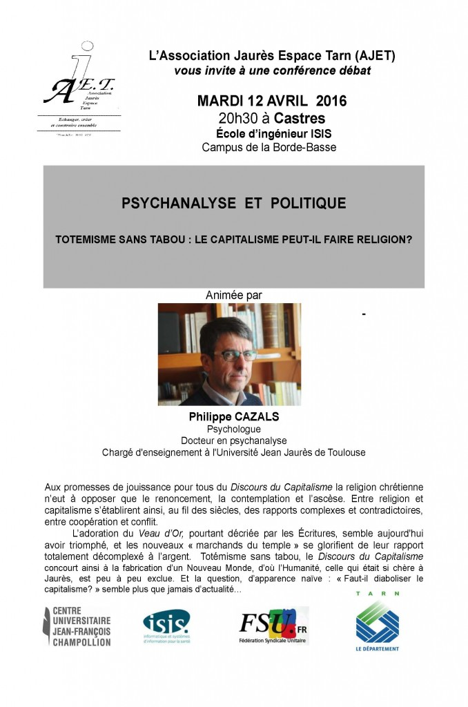 Blog conference psychanalyse Cazals 2016 (2)