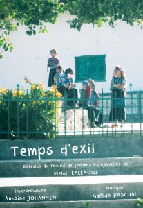 Blog Flyer Temps d'exil mail