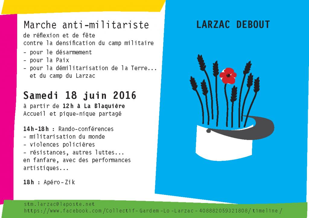 Blog Larzac 1