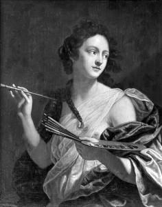 121 page 16 Artemisia Losi Gentileschi autoportrait (2)